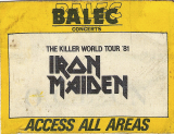 Access Iron Maiden